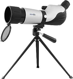 Zoomion Lynx catalejo 20-60x60 para la observación de Aves y el Tiro Deportivo - Ocular de trípode con Zoom a Prueba de Salpicaduras Multicapa