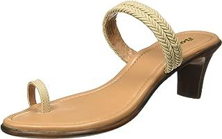 BATA Women's Slim Toering Slippers