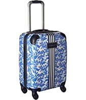 "Tommy Hilfiger TH-686 Breezy Palm 21"" Upright Suitcase"