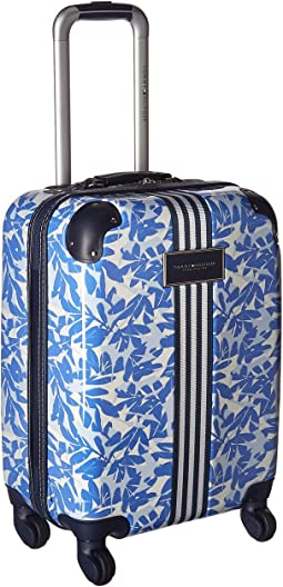 "TH-686 Breezy Palm 21"" Upright Suitcase"