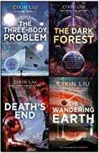 Cixin Liu Three Body Problem Collection 4 Books Set