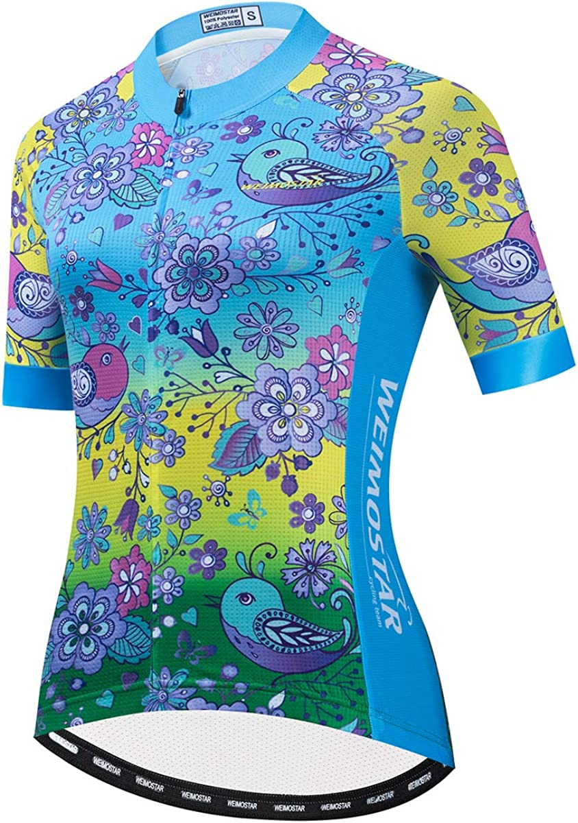 Hotlion Cycling Jersey 25% OFF Women Short 2021new shipping free Sleeve Bicycle Clothing M Top