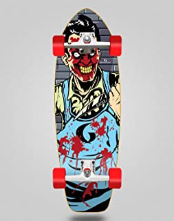 Glutier Surfskate with SGI Sakari Surf Skate Truck...
