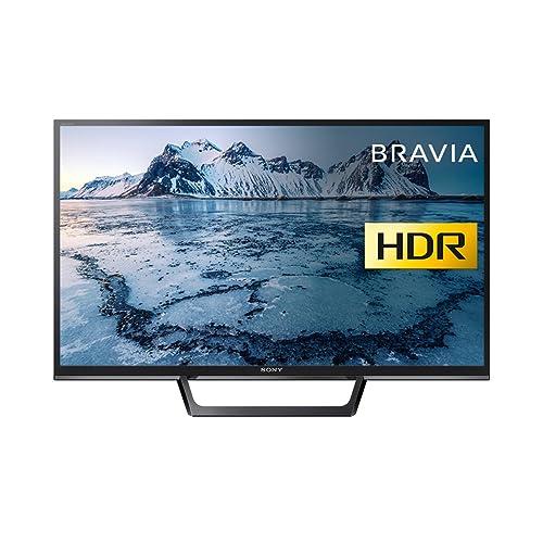 Sony Bravia KDL32WE613BU (32-Inch) HD Ready HDR Smart TV (X-Reality PRO, Slim and streamlined design) - Black (2017 Model)