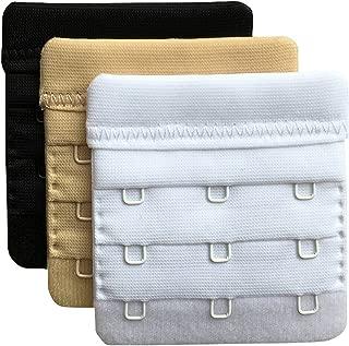 Women Pack of 3 Soft Comfortable 3 Hooks Bra...