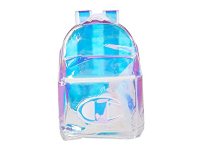 Champion LIFE Youth Clear Supersize Backpack (Iridescent) Backpack Bags