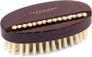 Fendrihan Thermowood Genuine Light Boar Bristle Nail Brush, Made in Germany