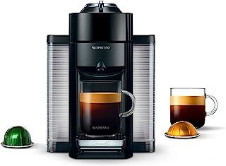 Nespresso Vertuo Coffee and Espresso Machine by De'Longhi Black