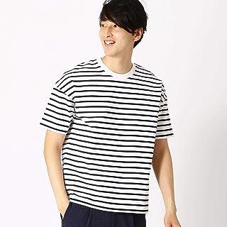 (コムサ イズム) COMME CA ISM ボーダー Tシャツ 47-64TL22-109