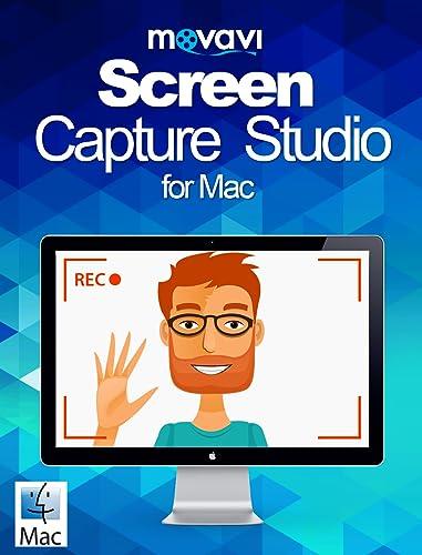 Movavi Screen Capture Studio for Mac 4 Persönliche Lizenz [Download]
