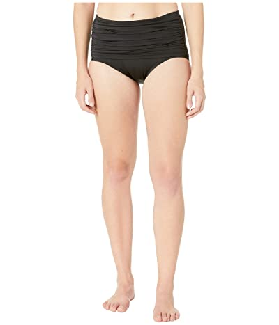 Miraclesuit Solid Norma Jean Bottoms (Black) Women