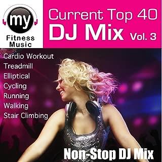 Top 40 DJ Mix Vol 3 (Non-Stop Mix for Walking, Jogging, Elliptical, Stair Climber, Treadmill, Biking, Exercise)