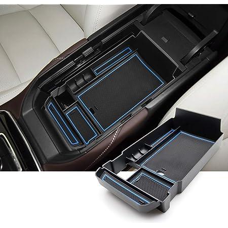 Cdefg Cx 30 Aufbewahrungsbox Armlehne Zubehör Auto Multifunktionaler Mittelkonsole Aufbewahrun Handschuhfach Mazda3 Cx30 2020 Center Console Organizer Tray Blau Auto