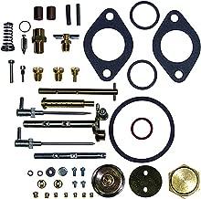 Comprehensive Carburetor Kit for John Deere B w/Marvel Schebler DLTX67 DLTX73