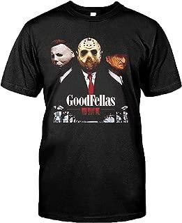 Goodfellas Michael Myers Freddy Krueger Jason Voorhees Halloween T-Shirt