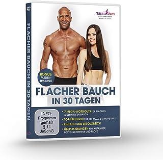 DVD platte buik in 30 dagen met Detlef D Soost en Kate Hall - trainen met de experts