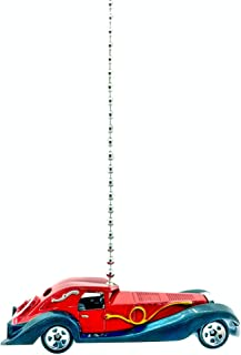 Disney Like Diecast Ceiling Light Fan Pull Ornaments (Panther Cruella De Ville Car)