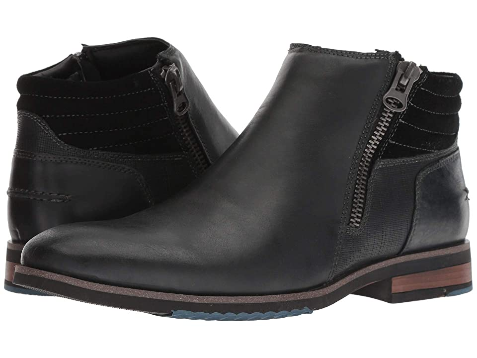 Steve Madden Mobbed (Dark Grey) Men