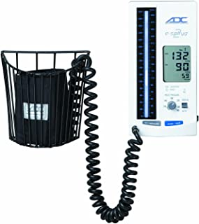 ADC 9002 e-Sphyg II Automatic NIBP Blood Pressure Monitor with Small Adult, Adult and Large Adult BP Cuffs and Wall Mount