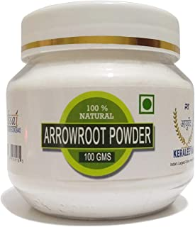 Raintech Arrowroot Powder For Skin Care, 100gm