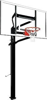 Goalsetter X672 Extreme Series Basketball System - 72 Inch Glass Backboard