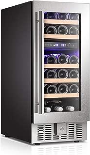 Antarctic Star Wine Cooler Refrigerator Fridge 28 Bottles 15