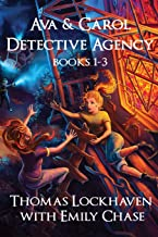 Ava & Carol Detective Agency Series: Books 1-3 (Book Bundle 1)