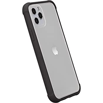 AmazonBasics iPhone 11 Pro Max Crystal Mobile Phone Case (Protective & Anti Scratch) - Black