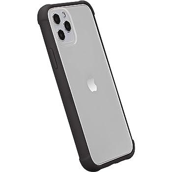 Amazon Basics iPhone 11 Pro Max Crystal Mobile Phone Case (Protective & Anti Scratch) - Black