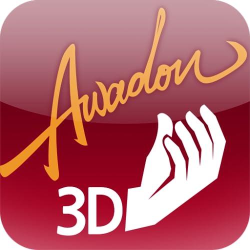 Awadon Chord 3D - Guitar, Guitalele and Ukulele Chords 3D-