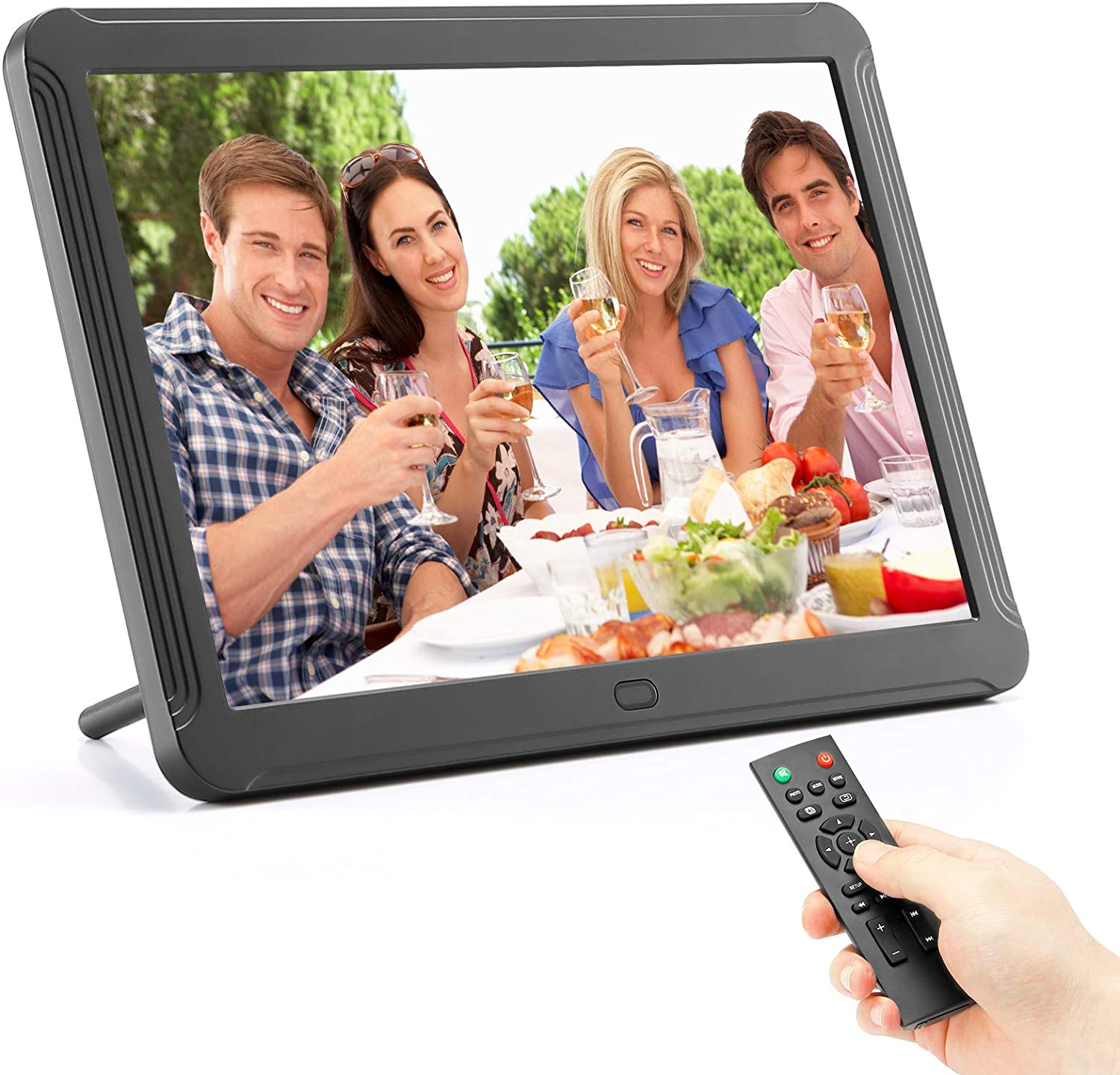 """Kimire 1920x1080  8"""" Digital Picture Frame $44.99 Coupon"""