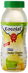 Cocojal Lime Tender Coconut Water - 200ml, Pack of 6