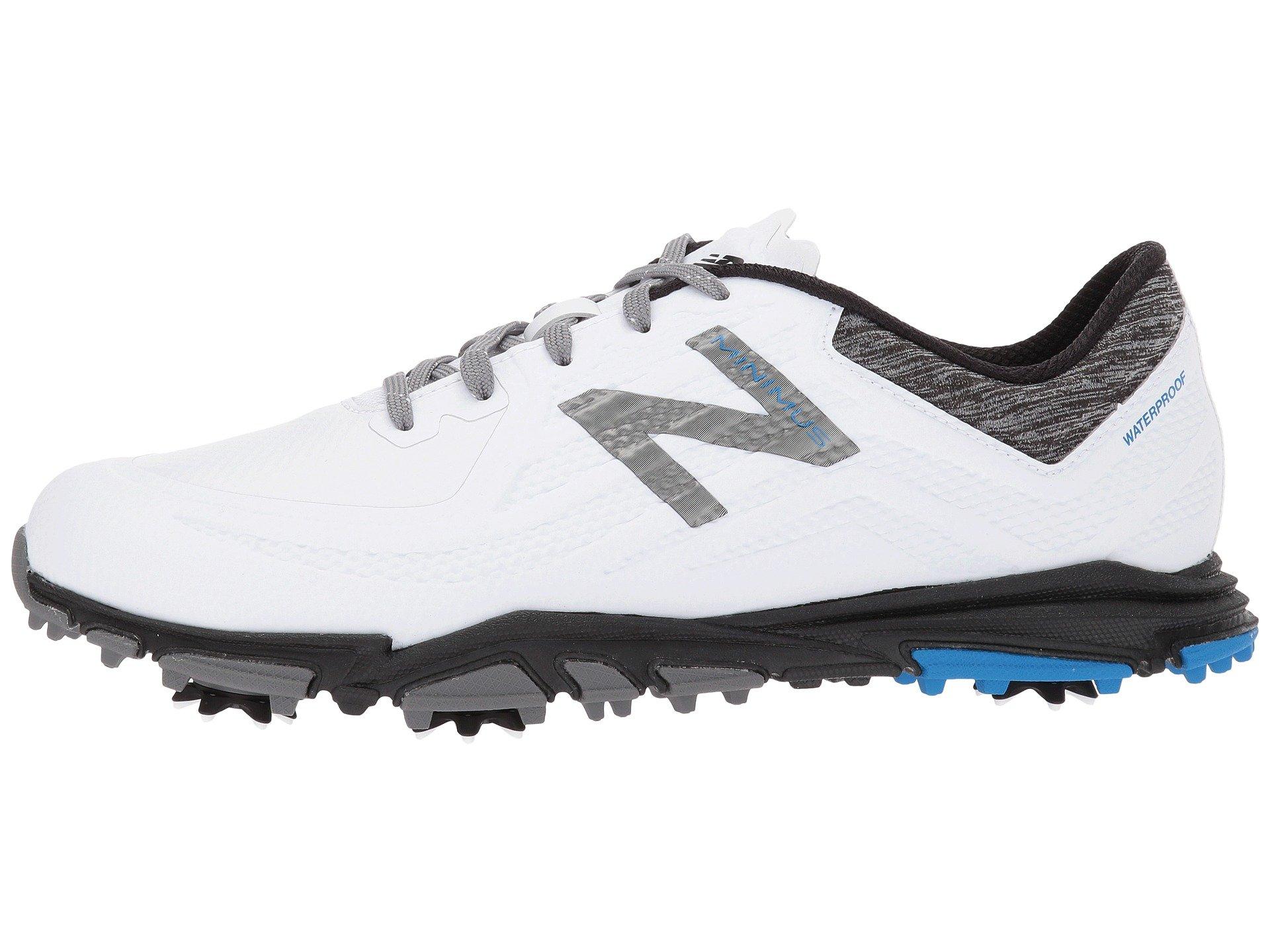 New Balance Men S Minimus Tour Golf Zappos