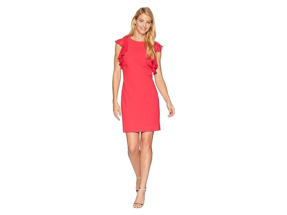 Trina Turk Amanda Dress (Pink Pop) Women