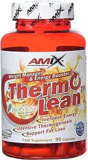 Amix Thermo Lean, Quemadores de Grasa, 75,6 gr