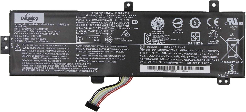 Dentsing L15C2PB5 Regular dealer 7.6V 30Wh 3900mAh Laptop Compatible Max 68% OFF Battery wi