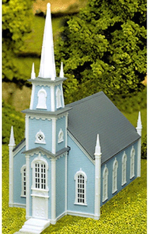 Atlas Model 708 Colonial Church Kit HO, 708