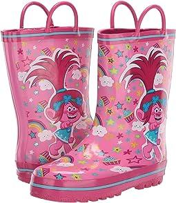 Trolls Rain Boots TLS503 (Toddler/Little Kid)
