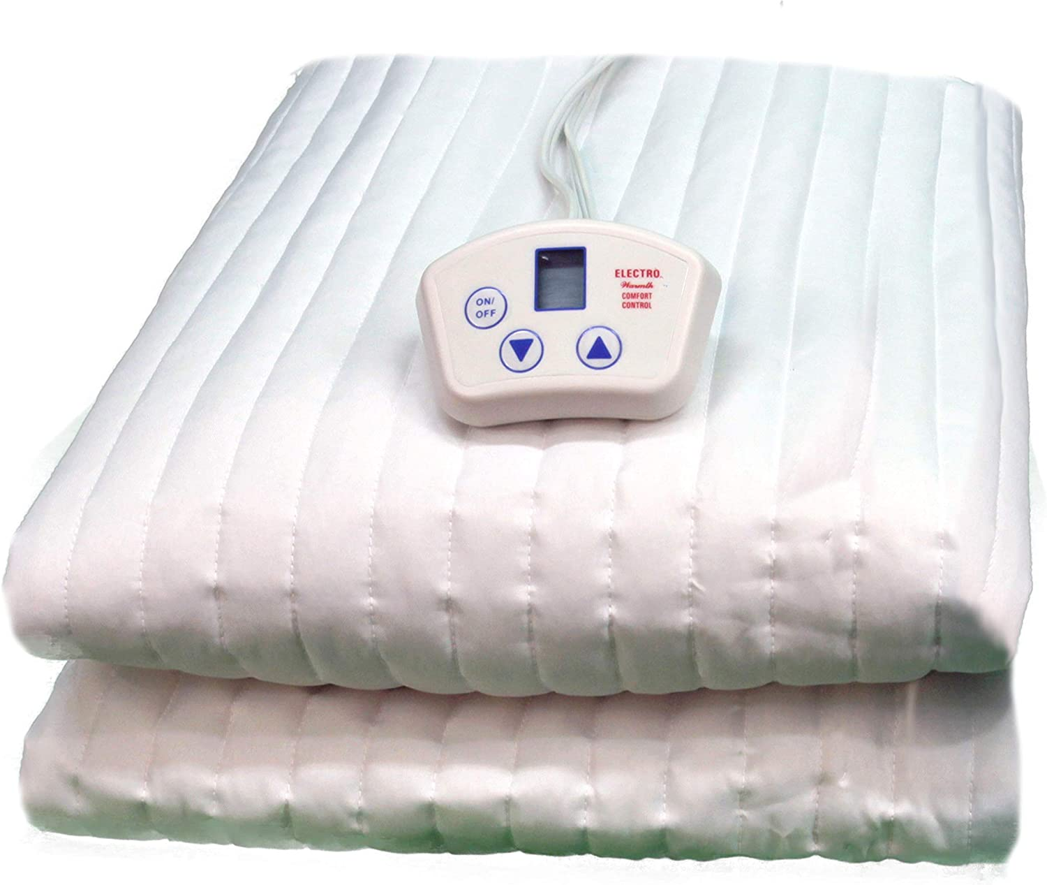 Electrowarmth Twin Extra Max 56% OFF White service Long