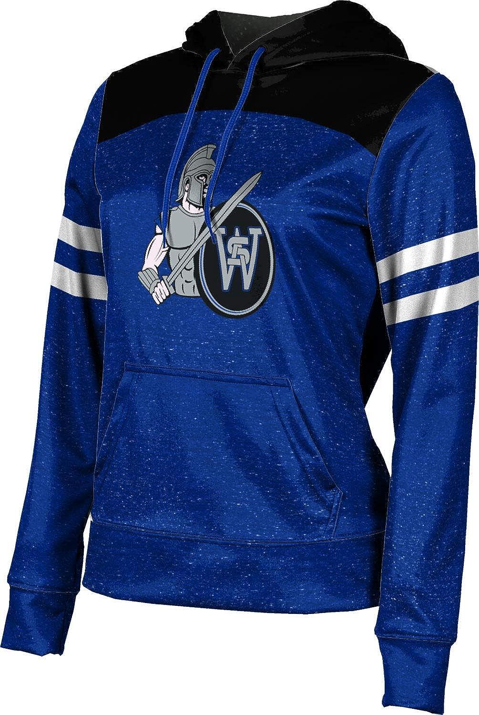 ProSphere South Warren High School Girls' Pullover Hoodie, School Spirit Sweatshirt (Gameday)