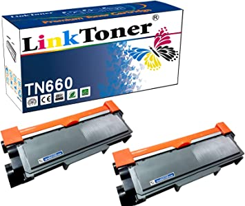 Brother Genuine TN660 High Yield Mono Black Laser Toner Cartridge Replacement for Brother TN-660 TN-630 HL-L2340DW MFC-L2700DW HL-L2300D MFC-L2750DW MFC-L2740DW HL-L2320D HL-L2360DW HL-2340DW