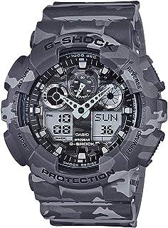 Casio GA-100CM-8ADR For Men- Digital, Sport Watch