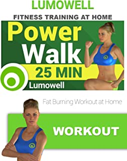 Power Walk - Fat Burning Workout at Home