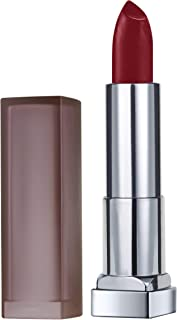 Maybelline Color Sensational Matte Lipstick, Divine Wine, 1 Tube