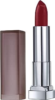 Maybelline Color Sensational Matte Lipstick, Divine Wine, 1 Count
