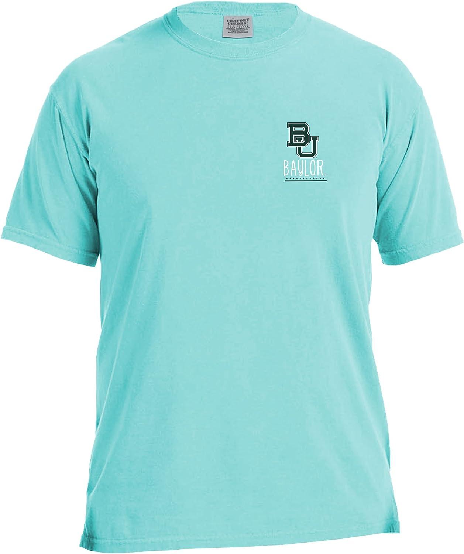 NCAA Life is Omaha Mall Better Comfort Choice T-Shirt Sleeve Color Short