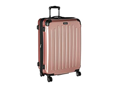Kenneth Cole Reaction Renegade 28 Expandable 8-Wheel Upright (Rose Gold) Luggage