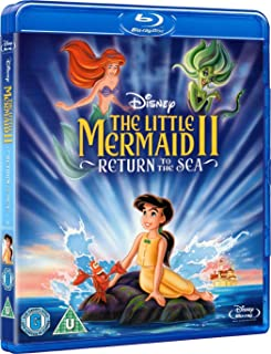 The Little Mermaid 2 - Return To The Sea Edizione: Paesi Bassi italien