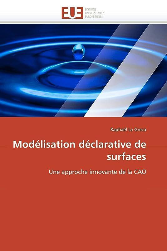 クルー請求可能所属Modélisation Déclarative de Surfaces (Omn.Univ.Europ.)