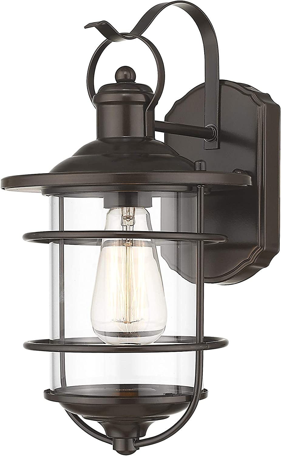 """Odeums Outdoor Wall Lights Sconces Traditional 14.5""""Exter Deluxe Al sold out."""